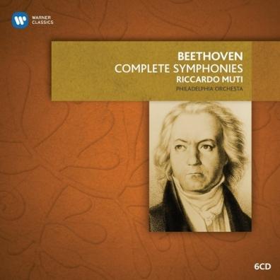 Riccardo Muti: 9 Symphonies & Overtures