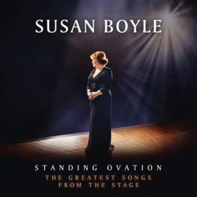Susan Boyle (Сьюзан Бойл): Standing Ovation: The Greatest Songs From The Stage