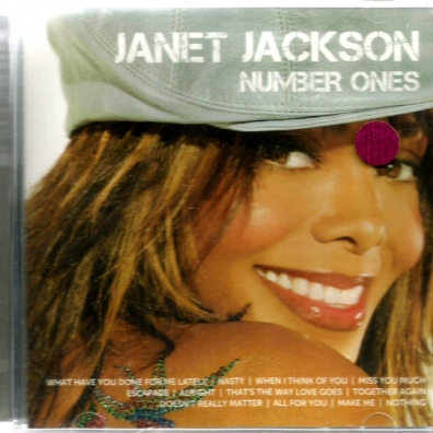 Janet Jackson (Джанет Джексон): Icon