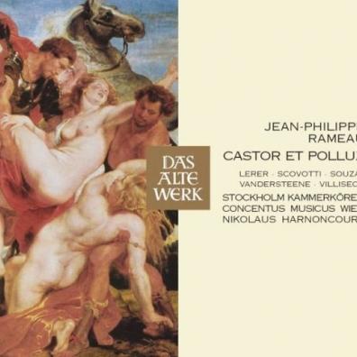 Nikolaus Harnoncourt (Николаус Арнонкур): Castor Et Pollux (Daw 50)