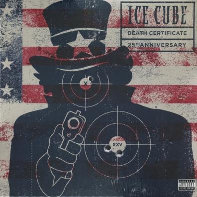 Ice Cube (Айс Кьюб): Death Certificate