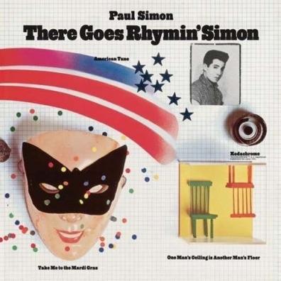 Paul Simon (Пол Саймон): There Goes Rhymin' Simon