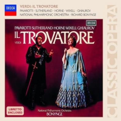 Richard Bonynge (Ричард Бонинг): Verdi: Il Trovatore