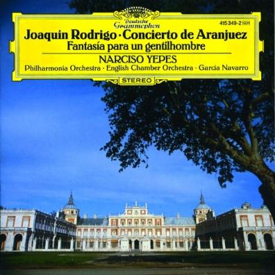 Narciso Yepes (Нарсисо Йепес): Rodrigo: Aranjuez