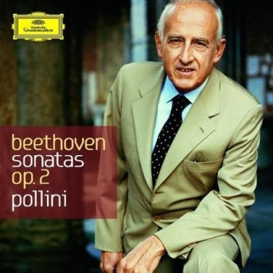 Maurizio Pollini: Beethoven: Piano Sonatas, Op.2