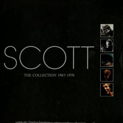 Scott Walker (Cкотт Уокер): The Collection 1967-1970