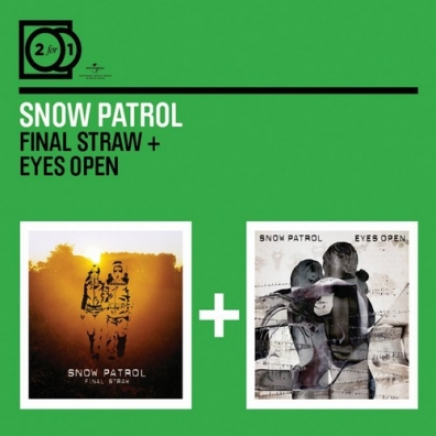 Snow Patrol: Final Straw/ Eyes Wide Open