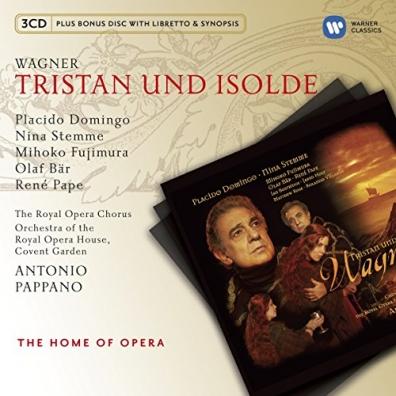 Placido Domingo (Пласидо Доминго): Tristan Und Isolde