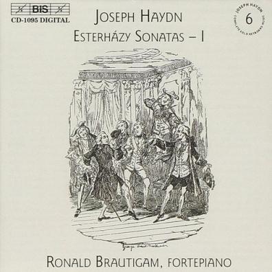 Ronald Brautigam (Рональд Браутигам): Complete Solo Keyboard Music, Vol.6 - Esterhazy Sonatas I