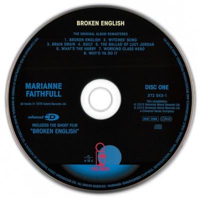Marianne Faithfull (Марианна Фейтфулл): Broken English