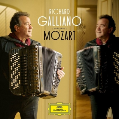 Richard Galliano (Ришар Гальяно): Mozart