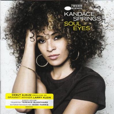 Kandace Springs (Кандасе Спрингс): Soul Eyes