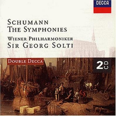 Sir Georg Solti (Георг Шолти): Schumann: The Symphonies etc