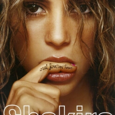 Shakira (Шакира): Oral Fixation Tour