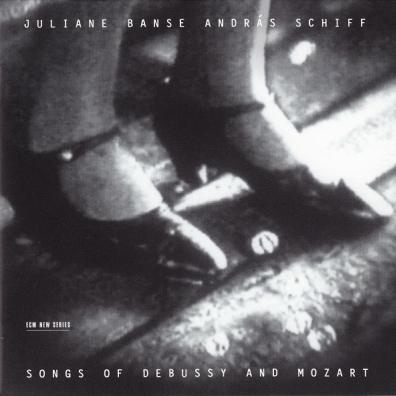 Banse: Songs Of Debussy & Mozart