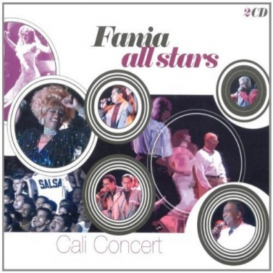 Fania All Stars (Фаниа алл Старс): Cali Concert