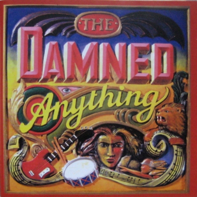 The Damned (Зе Дамнед): Anything