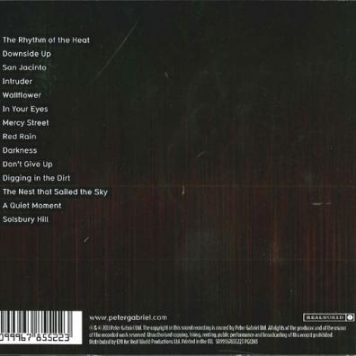 Peter Gabriel (Питер Гэбриэл): New Blood