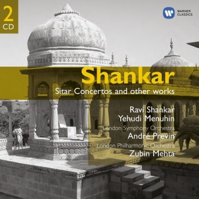 Ravi Shankar (Рави Шанкар): Sitar Concertos