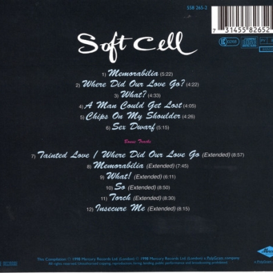 Soft Cell: Non Stop Ecstatic Dancing