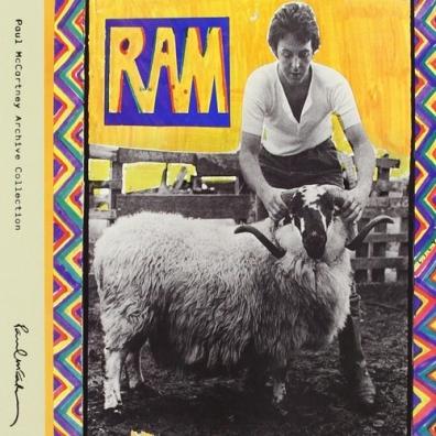 Paul McCartney (Пол Маккартни): Ram