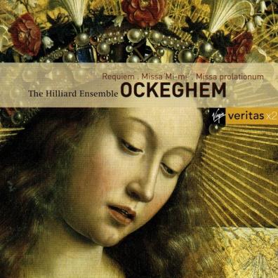 "The Hilliard Ensemble (Зе Хиллиард-Ансамбль): Requiem, Missa ""Mi-Mi"", Missa Prolation"