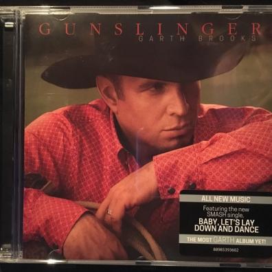 Garth Brooks (Гарт Брукс): Gunslinger
