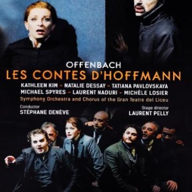 Natalie Dessay (Натали Дессей): Les Contes D'Hoffmann