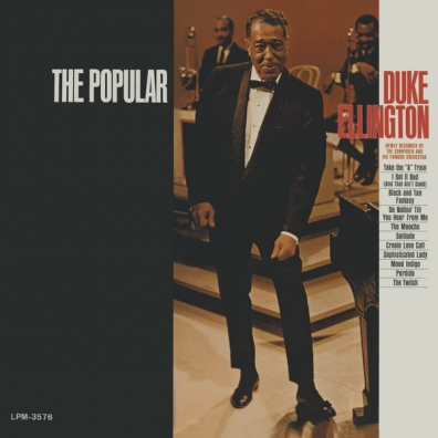 Duke Ellington (Дюк Эллингтон): The Popular Duke Ellington