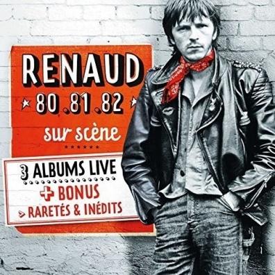 Renaud (Рено): Coffret Live