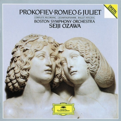 Seiji Ozawa (Сэйдзи Одзава): Prokofiev: Romeo & Juliet, op.64