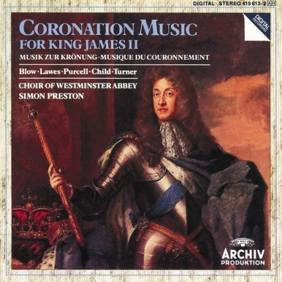 Simon Preston (Саймон Престор): Coronation Music For King James II