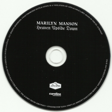 Marilyn Manson: Heaven Upside Down