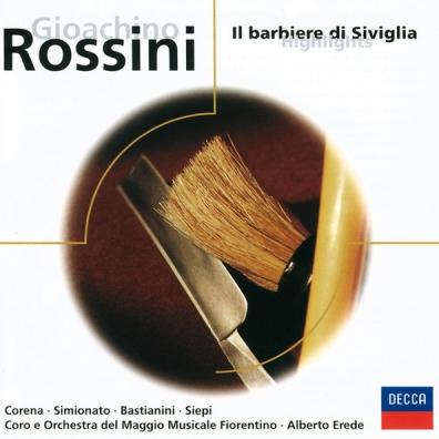 Ettore Bastianini (Этторе Бастианини): Rossini: Il Barbiere Di Siviglia