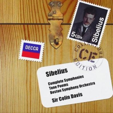 Sir Colin Davis (Колин Дэвис): Sibelius: The Symphonies & Tone Poems