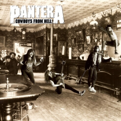 Pantera (Пантера): Cowboys From Hell (20th Anniversary Edition)