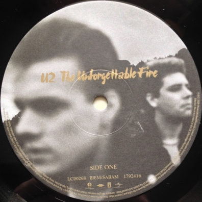 U2: The Unforgettable Fire