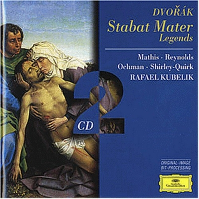 Rafael Kubelik (Рафаэль Кубелик): Dvor?k: Stabat Mater; Legends