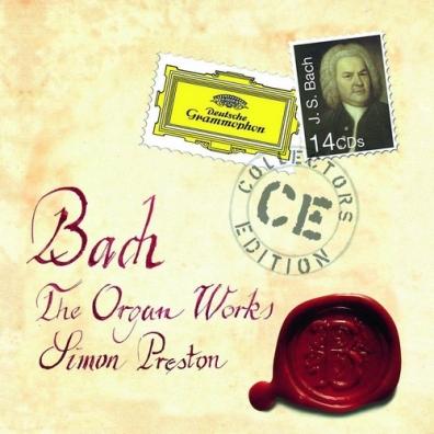 Simon Preston (Саймон Престор): Bach: The Organ Works