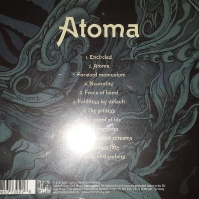 Dark Tranquillity (Дарк Транквилити): Atoma