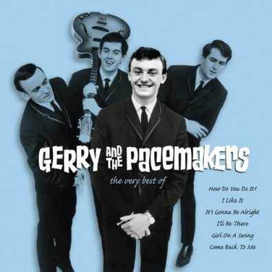 Gerry & The Pacemakers (Джери и Зе Пейсмакерс): The Very Best Of