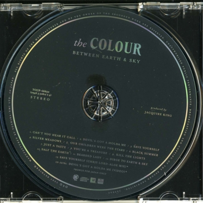 The Colour: Between Earth & Sky