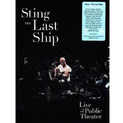 Sting (Стинг): The Last Ship