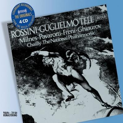 Riccardo Chailly (Рикардо Шайи): Rossini: Guglielmo Tell