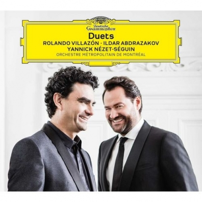Rolando Villazon (Роландо Вильясон): Duets