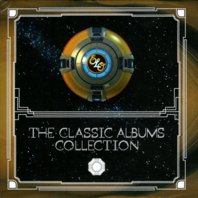 Electric Light Orchestra (Электрик Лайт Оркестра (ЭЛО)): The Classic Albums Collection