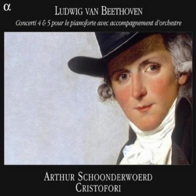 "Schoonderwoerd Arthur: Concertos Pour Pianoforte Nos 4 & 5 ""Empereur"""