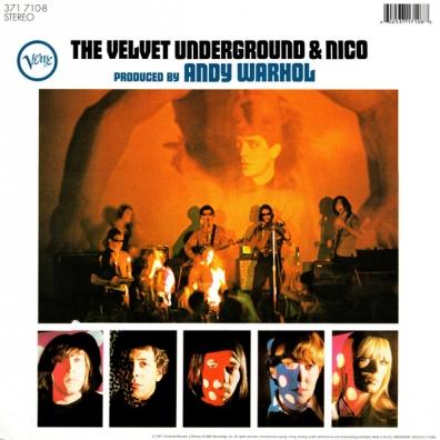 The Velvet Underground (Зе Валевет Андеграунд): The Velvet Underground & Nico