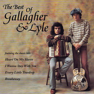 Gallagher And Lyle (Галлахер и Лайл): The Best Of Gallagher & Lyle