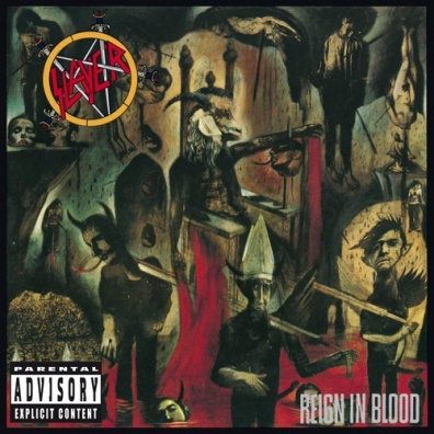 Slayer (Слейер): Reign In Blood